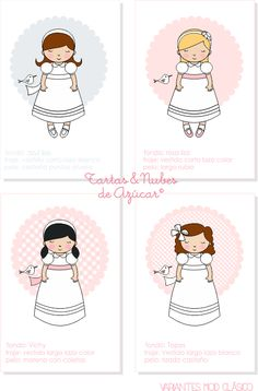 Comunión Scrapbook, First Communion, Doll Patterns, Christening, Cardmaking, Applique, Arts And Crafts, Logo Design, Stationery