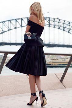 great dress Jess! Sydney. #JessicaStein #TuulaVintage