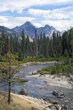 Payette River, Payette CO, Idaho