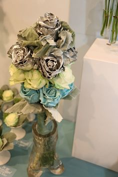 #Roses #Exclusive #Painted #Flowerart; Roses available at www.barendsen.nl