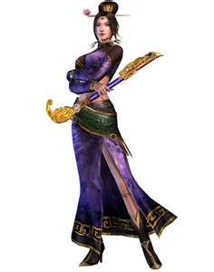 Dynasty Warriors: Zhen Ji - Minitokyo