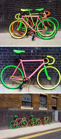 Flouro bikes