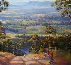 Vineyard Vista | Morpeth Gallery