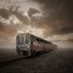 New Surreal Photography by Leszek Bujnowski