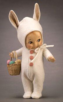 Kewpie Bunny