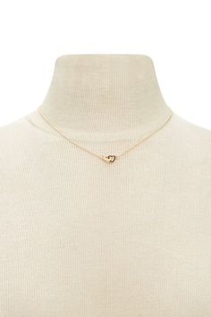Product Name:Linked Heart Choker, Category:ACC, Price:3.9
