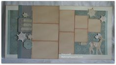 Scrapbooking Kits: Frosted Workshop kit