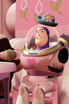 *BUZZ LIGHTYEAR ~ Toy Story,