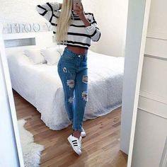 Wohoo ;) perfect style ♥