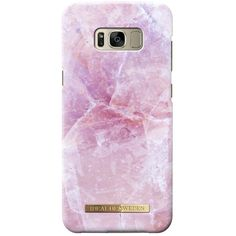 Ideal Of Sweden Fashion Case S/S 2017 Samsung Galaxy S8 Plus Pilion... ($40) ❤ liked on Polyvore featuring accessories and tech accessories
