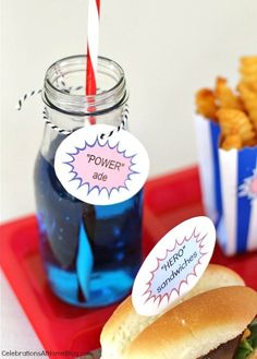 5 Simple Ideas for a Fun Superman Party - Celebrations at Home