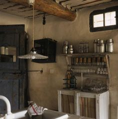 Rustic and loving it!!