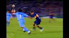 Resumen: Boca 7-0 Bolivar. Copa Libertadores 2007 Grupo 3