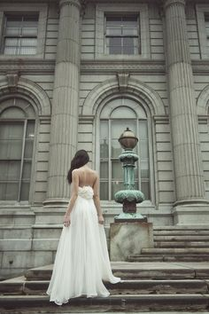 Wedding Dress Of The Week Annie By Tatyana Merenyuk Red Doll | Bridal Musings