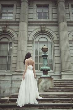 Wedding Dress Of The Week Annie By Tatyana Merenyuk Red Doll | Bridal Musings