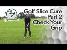 This mini-series of lessons is designed to fix your golf slice once and for all. Watch each of the short videos and implement what you learn at the practice range and you'll quickly begin to hit the ball straighter, longer and much more consistently.