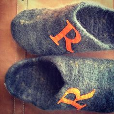 Pantufas - slipper - Puschen - disponível por encomenda  (tam. 35-47)