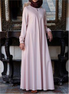 Easy Care Flared Abaya