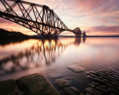 https://flic.kr/p/aJGfHF | Queensferry Calm | Apologies- I know I have posted a similar shot a few weeks back, but this was another day. Funnily I managed both a sunset and sunrise at the same spot within weeks.  The water was calm but not quite enough to get away with a short exposure and wasn't using a grad filter just the B&W ten stop.  This is my first dawn shot for probably a year and I found it weird having to shoot with  conditions brightening rather than darkening so took me a wh...
