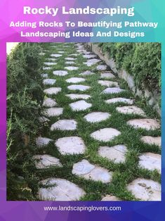 Extend The Life Of Your Existing Landscaping Settings ** Learn more by visiting the image link. Landscaping Around House, Pathways, Improve Yourself, Image Link, Backyard, Landscape, Outdoor Decor, Life, Design