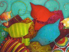 Illustrations de Ketto à télécharger gratuitement - illustratrice québécoise
