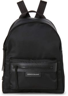 9e8207ba68d8 Black Le Pliage Néo Small Backpack. Longchamp BlackSmall BackpackBackpack  BagsLeather ...