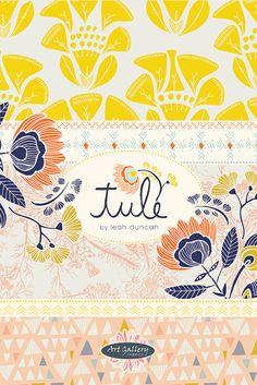 Tule Cover by Leah Duncan