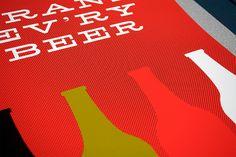 'Drank Ev'ry Beer' Print by robpmck, via Flickr