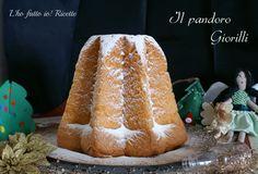 Pandoro Giorilli ricetta bimby