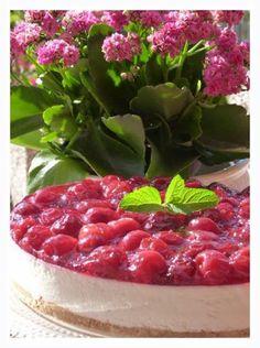 Il pennello di cioccolato: Cheesecake alle ciliegie