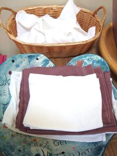 Ways to re-purpose T-shirt sleeves/ Okay this is a good one. Head bands, doll skirts and more