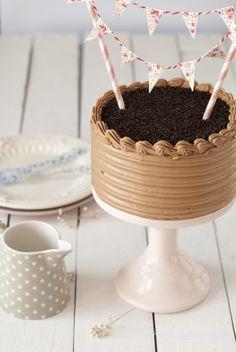 The Sweetest Taste: Tarta de chocolate y Nutella
