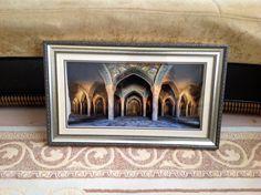 Kemerli Camii -İran- Kağıt Rölyef (Hüseyin Kolay)🇹🇷İskilip