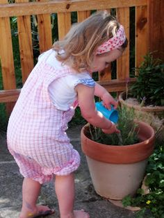 Sun Hats & Wellie Boots: Gardening