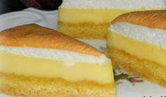 Beste Rezept: Quarkkuchen mit Baiserhaube