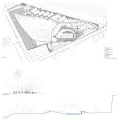 Prince Alfred Park + Pool - Finalist - 2013 Sydney Design Awards
