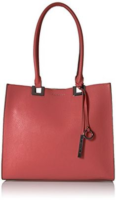 c50bef36023 Calvin Klein Ns Novelty Smooth Boxed Tote ** Want to know more, click on