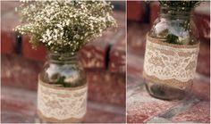 floreros vintage
