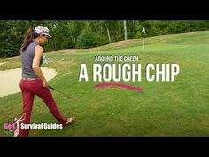 Tip of the Week 187 » A Rough Chip | Golf Survival Guide