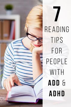 """Try audio books, books with short chapters, mix up your reading, have a reading goal... """""""