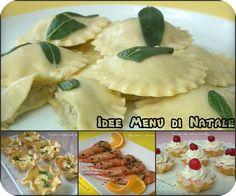 Christmas Dishes, Christmas Time, Pizza, Dinner Dishes, Antipasto, Ravioli, Italian Recipes, Nutella, Holiday Recipes