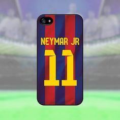 Neymar da Silva Santos Júnior FC Barcelona Case by PhoneJerseys, $16.99