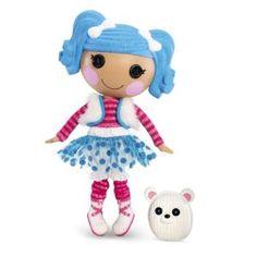MGA Entertainment Lalaloopsy Doll Mittens Fluff N' Stuff