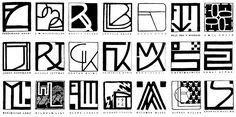 Quando le iniziali diventano segno: il monogramma – DidatticarteBlog