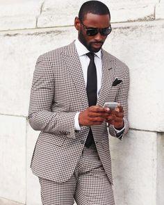 Online Shop Check Men Suit Tailored Plaid Suits For Men, Mens Checkered Suit Gingham Tuxedo, Elegant Plaid Business Casual Suit Black Men Fashion Tips, Mens Fashion Suits, Mens Suits, Men's Fashion, Fashion Clothes, Fashion Hacks, Men Clothes, Korean Fashion, High Fashion