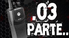 Como Programar Radio Motorola EP450 Parte 3