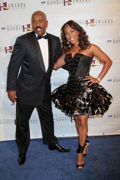 Steve and Marjorie Harvey Famous Couples, Black Culture, Black Hollywood, Black Couples, Fashion, Celebrity Style, Marjorie Harvey, Celebs, Celebrity Couples
