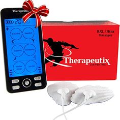 Therapeutix TENS Unit Electronic Massager RXL Ultra >>> Check this awesome product by going to the link at the image.