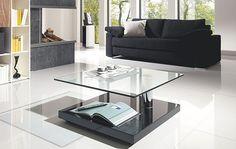 Tipos de mesas de centro para el salón