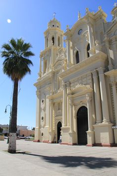 Hermosillo, Sonora, México.  One of my eldest cousin's married in this beautiful cathedral back in '97.